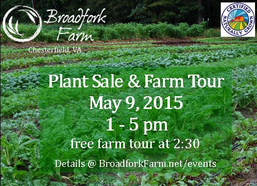 plant sale farm tour 2015-05