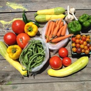 farm share csa 2014-08-13