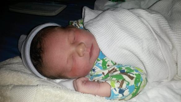 baby boy 2014-10-16