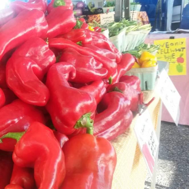 carmen market booth