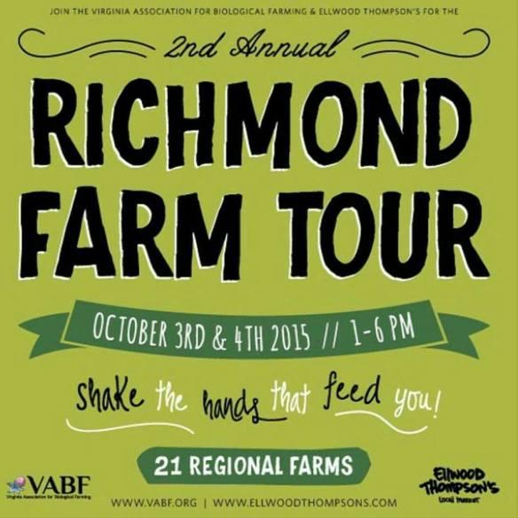 farm tour ad