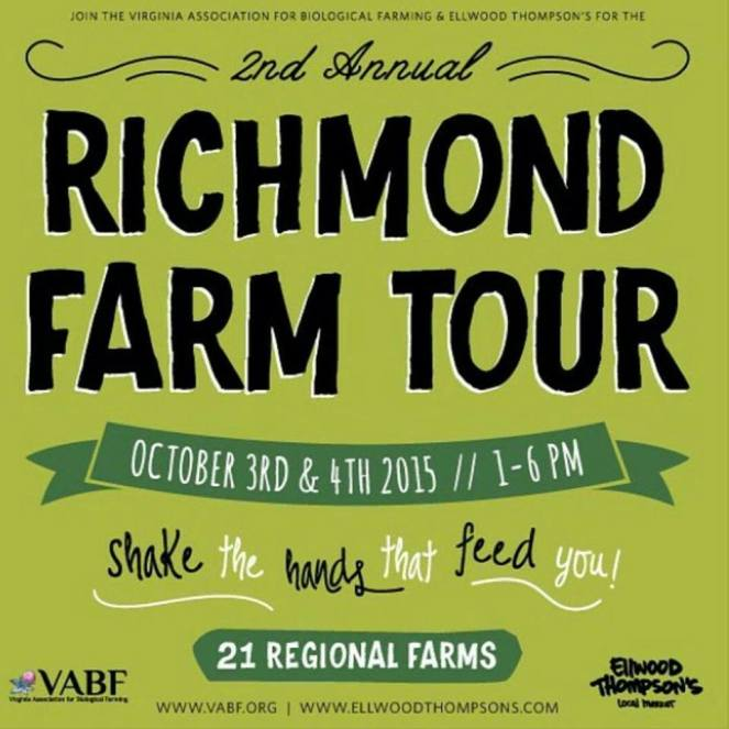 farm tour ad