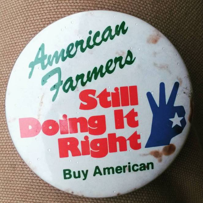 american farmers button