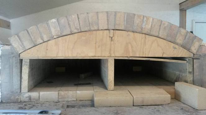 oven front