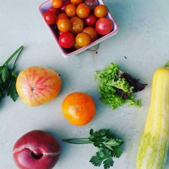 veg assortment